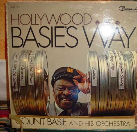 Count Basie - Hollywoods Way - Command - Sealed 1960s USA